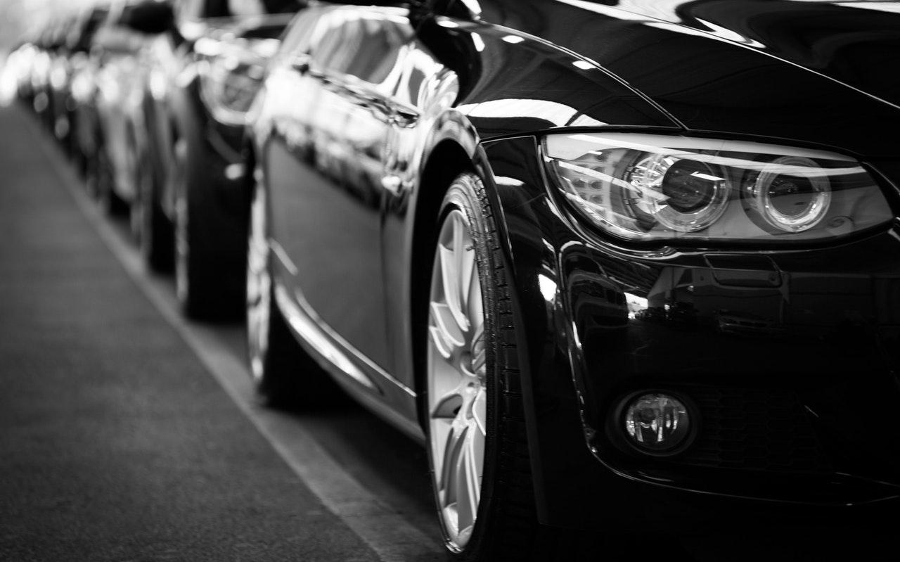 Flotte de voiture