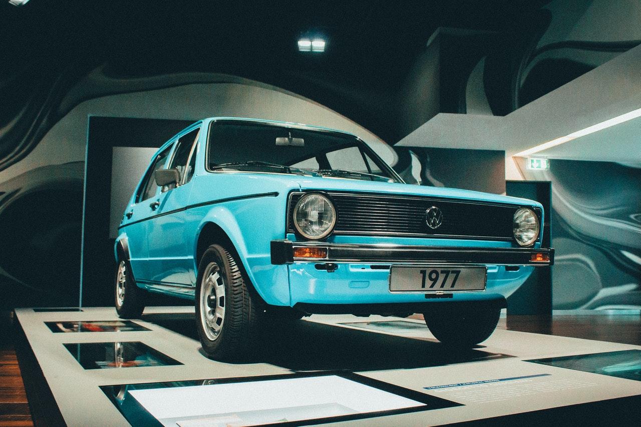Vieille Volkswagen